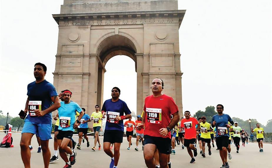 'Run & Collect Trash', Delhi Police to Organize Plogging Run On October 2
