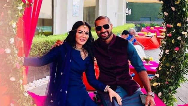 Love Always Wins: Shikhar Dhawan's Romantic Message For Wife Aesha is Anniversary Goals