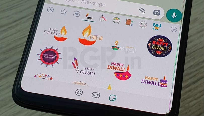 How to download and send Diwali WhatsApp stickers to your family and friends