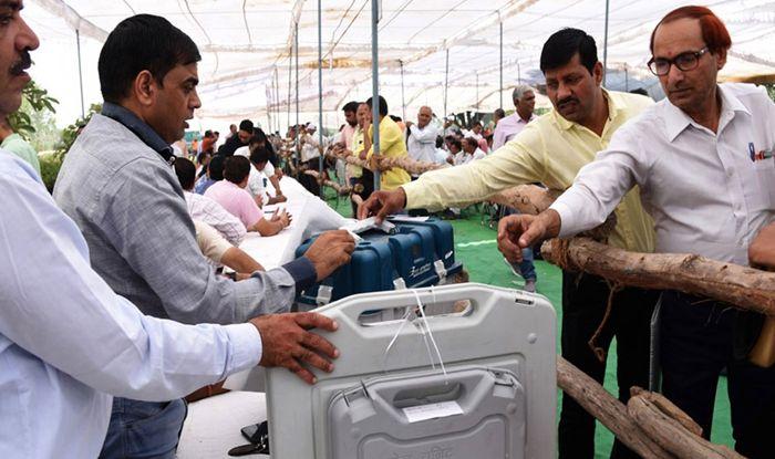 Assembly Elections 2019 Vote Counting Updates on Akola East, Murtizapur, Risod, Washim, Karanja and Dhamangaon Railway Seats in Maharashtra