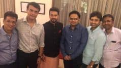 Meet Sourav Ganguly's Team BCCI; The Men Likely to Rule Indian Cricket