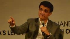 BCCI President's role a Big Responsibility Because it is The Biggest Organisation in the World of Cricket: Sourav Ganguly