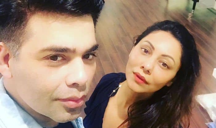 Karan Johar Writes a Heartfelt Note on Gauri Khan's 49th Birthday, Calls Her His 'Strongest Silent Support'