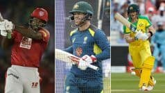 Gayle, Smith And Warner Attract Hefty Price Tag For The Hundred Draft