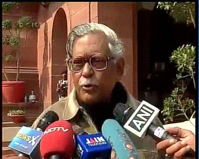 Veteran CPI Leader Gurudas Dasgupta Passes Away at 83; Modi, Mamata Offer Condolence