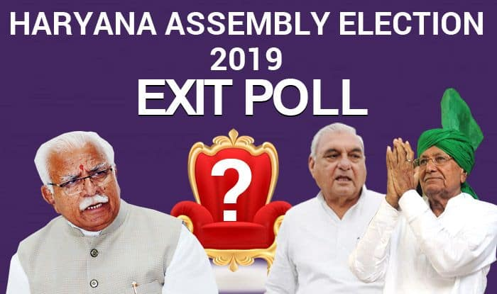 Exit Poll of Haryana 2019: Here's How And Where to Watch LIVE Streaming of Post-voting Poll