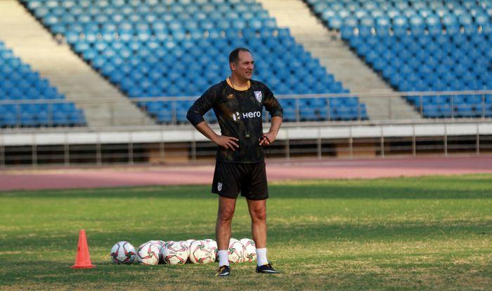 Clash Against NEUFC Good Preparation Ahead of Bangladesh Tie: Coach Igor Stimac