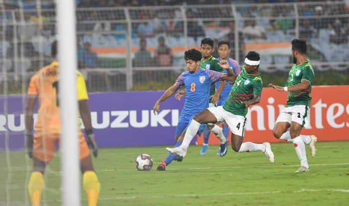 We Couldn't Capitalise on The Chances We Got: Sunil Chhetri
