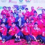 Indian Boxers claim 21 Medals at Asian Junior Championships