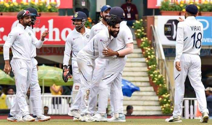 indian cricket team photo, indian cricket team ranchi test
