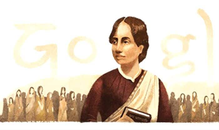 Google Doodle Celebrates 155th Birth Anniversary of Kamini Roy, One of The First Indian Feminists