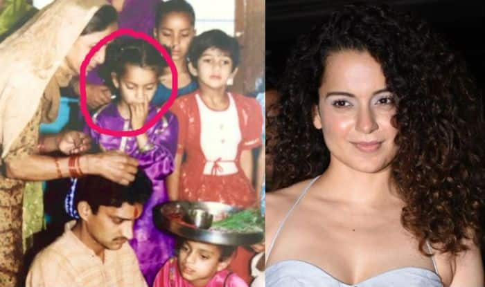 Kangana Ranaut Once Got Smacked by Her Father For THIS Bad Habit- Read Here to Know