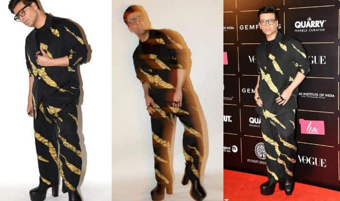 Karan Johar Wears Heels at Vogue Women of The Year Awards 2019 And Promotes Gender-Neutral Styling – Check Viral Photos