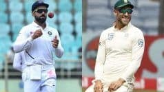 Ind vs SA, 3rd Test, Day 2: India Lose Rohit After Maiden Test Double
