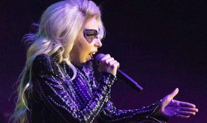 Lady Gaga's Impersonator, Tierney Allen Fools Crowd at a Charity Event in Las Vegas- See Pics