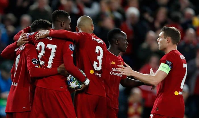 UEFA Champions League Today Match Tips, LIV vs GEN, Liverpool vs Genk Today's Match Playing 11, UEFA Champions League League Today Match starting 11, Liverpool starting 11, Genk starting 11, dream 11 guru tips, Dream 11 Predictions for today's UCL match, Liverpool vs Genk UEFA Champions League Match Predictions, online football betting tips, football tips online, dream 11 team, my team 11, dream11 tips, UEFA Champions League Match Dream11 Prediction, Football Tips And Predictions -UEFA Champions League 2019-20