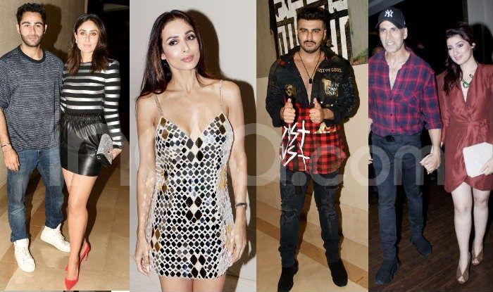 Malaika Arora Celebrates 46th Birthday With Arjun Kapoor And Almost The Entire Bollywood – Check Viral Photos
