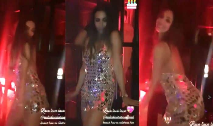 Malaika Arora's Wild Dance in Sexy Dress at Her Own Birthday Party Goes Viral, Arjun Kapoor Follows – Watch Video