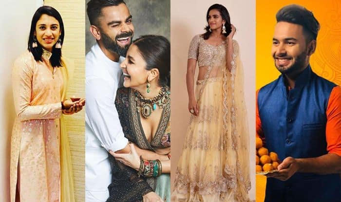 From Virat Kohli Photo With Anushka Sharma to Rohit Sharma's Eco-Friendly Diwali - Here's How Your Favourite Sports Stars Celebrated Diwali