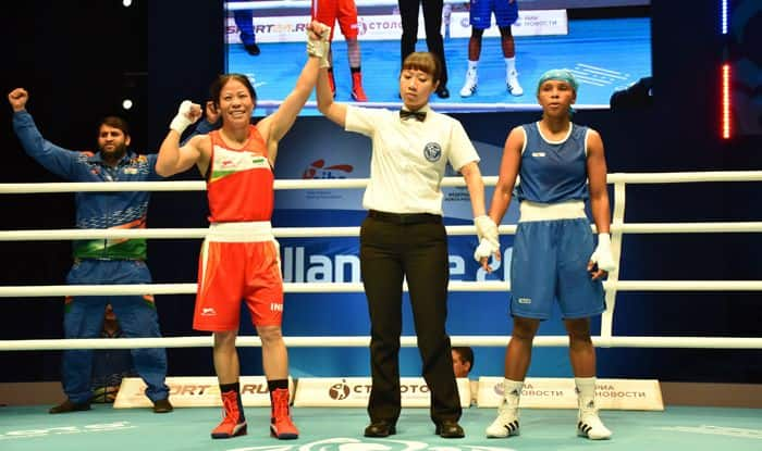 mc mary kom photo