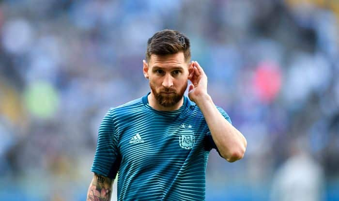 No Lionel Messi as Argentina Gear Up to Face Injury-Plagued Germany