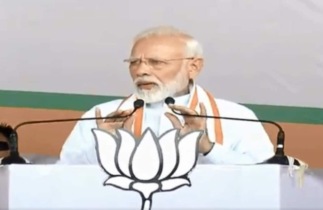 Maharashtra Assembly Election 2019: Stop Shedding Crocodile Tears, Bring Back Article 35A If You Can, Modi Challenges Opposition