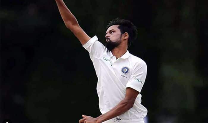 Who is Shahbaz Nadeem, India's Latest Test Debutant?