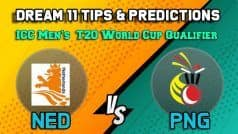 Dream11 Team Prediction Netherlands vs Papua New Guinea: Captain and Vice Captain For Today