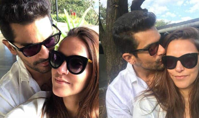 Angad Bedi And Neha Dhupia's Latest Instagram Selfies Radiate Love And Chemistry Big Time – Viral Photos