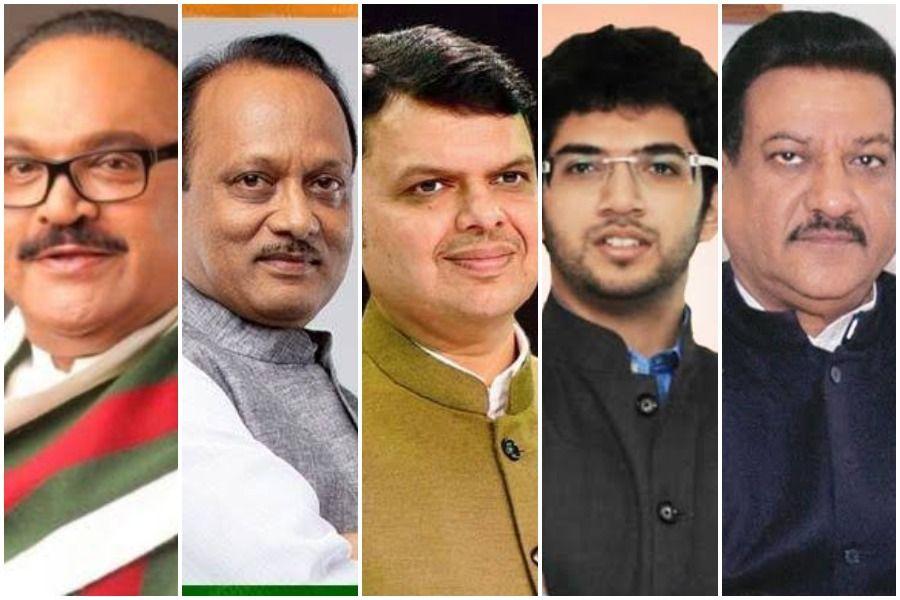 Maharashtra Assembly Elections 2019: From Devendra Fadnavisto Aaditya Thackeray, Here's a Look at the Star Candidates