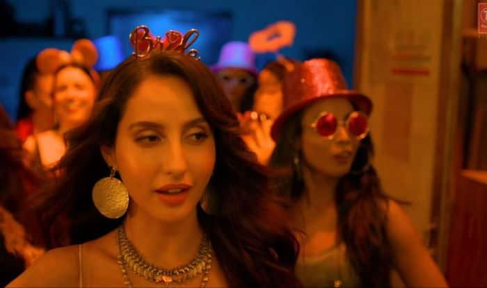 Nora Fatehi Gives Fans a View of Her Hot And Sensual Booty as She Dances to Marjaavaan Song 'Ek Toh Kum Zindagani'