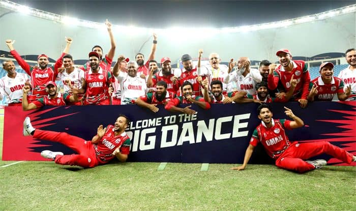 oman cricket team icc t20 world cup qualifier 2019