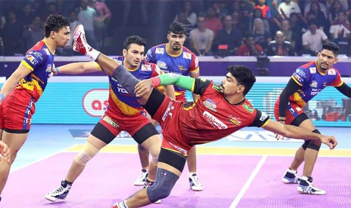 PKL, PRo Kabaddi League, Pro Kabaddi League 2019, PKL 2019, PKL live score, Pro KAbaddi LEague latest news, Pawan Sehrawat, Pawan Sehrawat  latest news, Pawan Sehrawat  stats