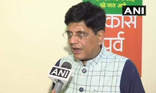'Manmohan Singh Should Reflect on His Own Failures,' Says Piyush Goyal