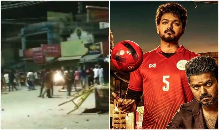 Tamil Nadu: 32 Arrested For Vandalism Over Cancelled Movie Screening of Vijay Starrer 'Bigil'