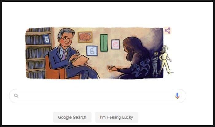 Google Doodle Celebrates American Psychiatrist And Substance Abuse Researcher Dr. Herbert Kleber