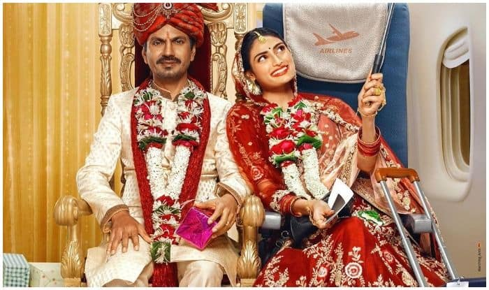 Nawazuddin Siddiqui and Athiya Shetty's first look poster in Motichoor Chaknachoor