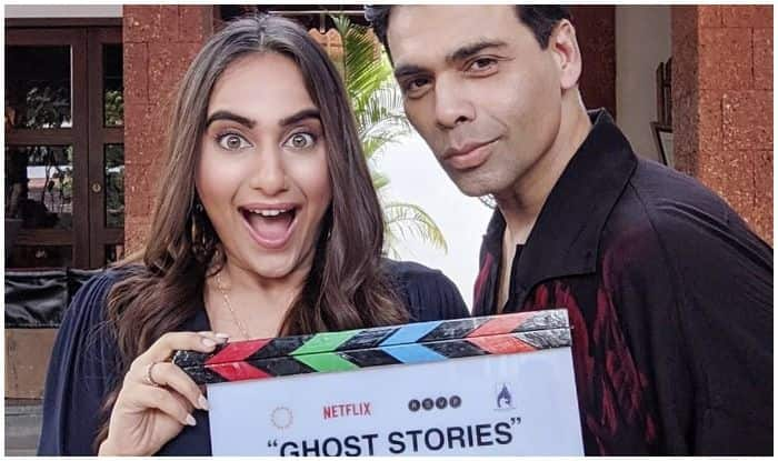 Kusha Kapila to star in Karan Johar's Netflix film, Ghost Stories