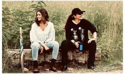 Alia Bhatt's 'Priceless Moments' With Sister Pooja Bhatt on Sadak 2 Sets in Mysore is Enough to Make Fans Gush With Love