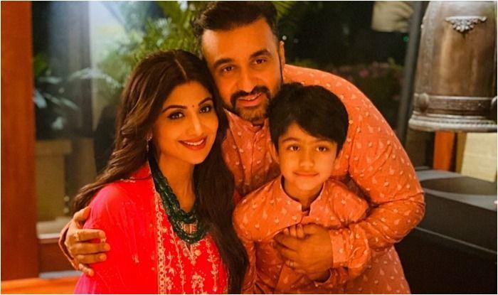 Shilpa Shetty Kundra and Raj Kundra celebrate Diwali in Phuket with son Viaan