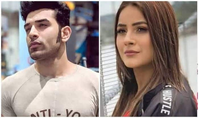 Paras Chhabra and Shehnaz Gill's love story blossoms in Bigg Boss 13