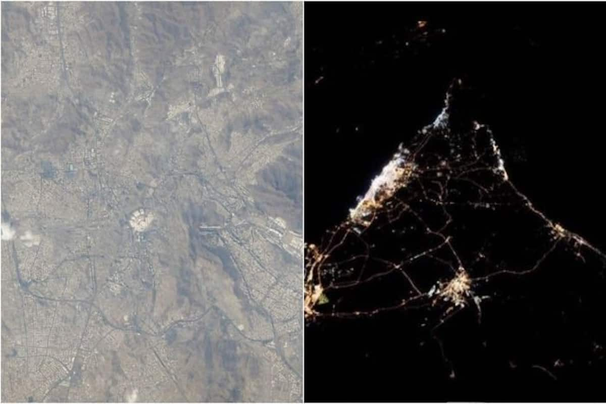 Uae S First Astronaut Hazza Sends Stunning Aerial View Of Mecca From Space