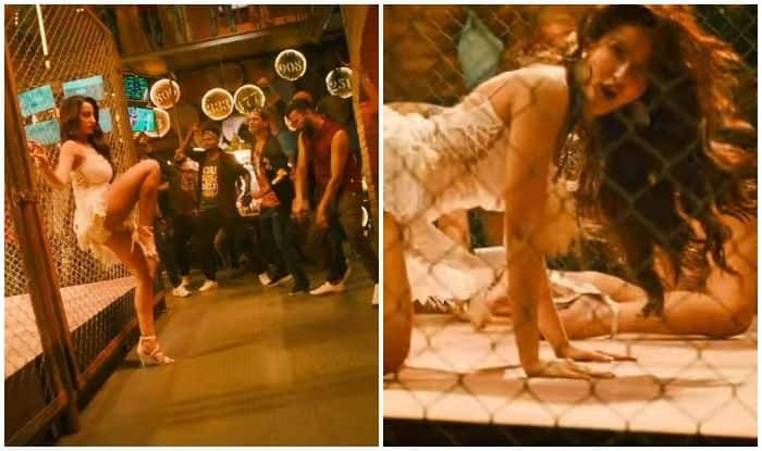 Sidharth Malhotra drops teaser of Nora Fatehi twerking to Ek Toh Kum Zindagani song from Marjaavaan