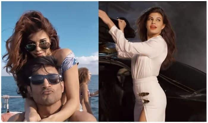 Netflix's Drive Trailer: Sushant Singh Rajput And Jacqueline Fernandez as Robbers Make a Hot Pair- Watch