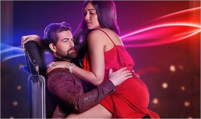 Neil Nitin Mukesh and Adah Sharma in Ishq Maine Paaya song from Bypass Road