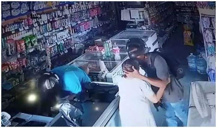 Brazil: Burglar Refuses to Take Money From Elderly Woman, Kisses on Forehead While Robbing Store
