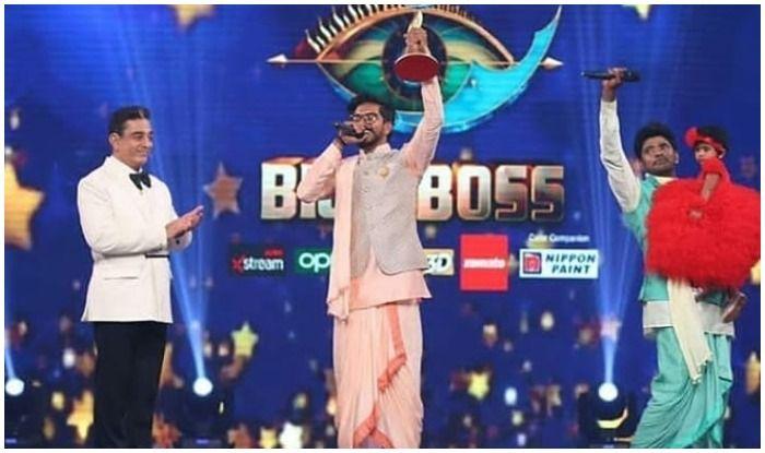 Kamal Haasan declares Mugen Rao as winner of Bigg Boss Tamil 3
