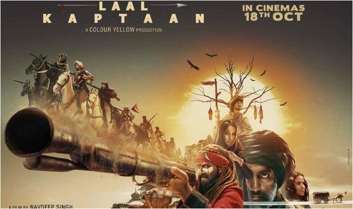 Laal Kaptaan new poster