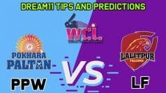 PPW vs LF Dream11 Team Prediction: Captain and Vice Captain For Today