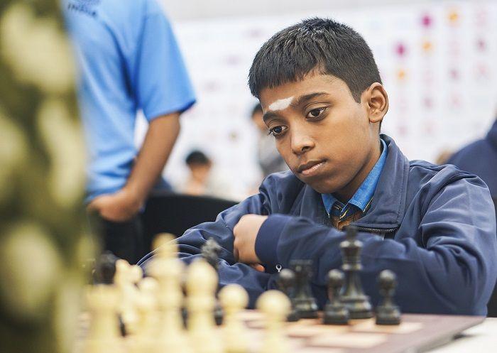 Chess, R Praggnanandhaa, World Youth Chess Championship
